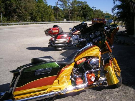 Duck Key, FL: Cool Motorcycle