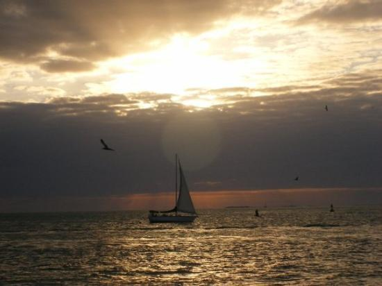Duck Key, FL: Sunset At Key West