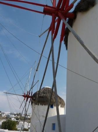 Mykonos Town Photo