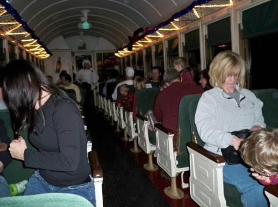 Flagstaff, AZ: Grand Canyon Railway - Polar Express!