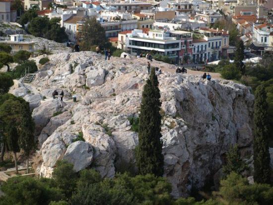 Athens Walking Tours: Mars Hill