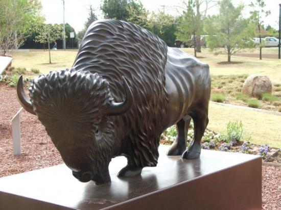 Oklahoma History Center ภาพถ่าย