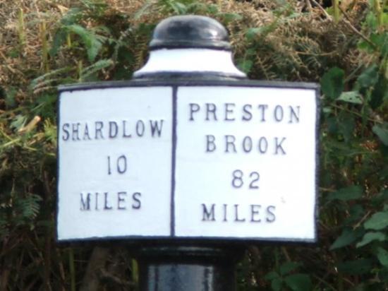 Shardlow, UK- Along the Trent Mersley Canal