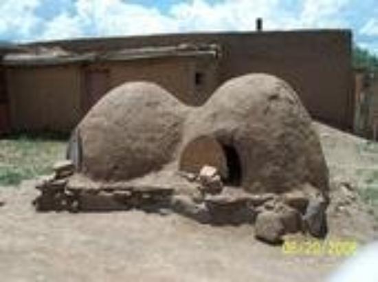 Pueblo in Taos