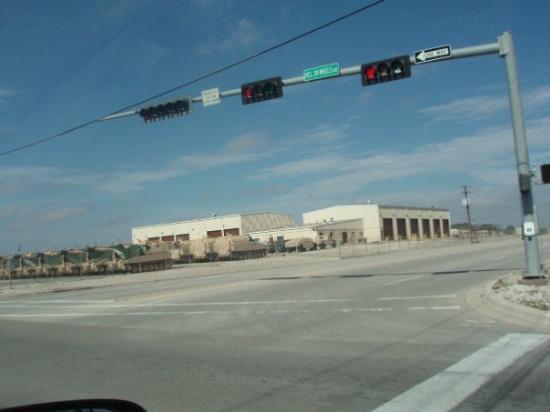 Fort Hood, TX: Motor something