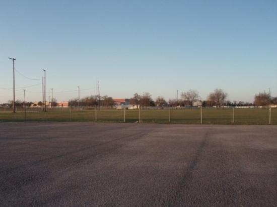 Commerce, TX: The new elementary school