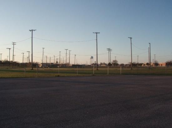 Commerce, TX: More of the park