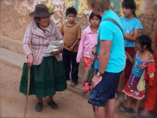 Huanuco, Peru: Operation Backpack ANDES MOUNTAINS