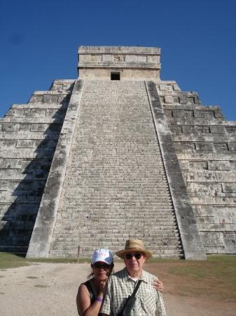 Chichen Itza Tour - Cosmos Tours: Chi Chen Itza Wonders of the World