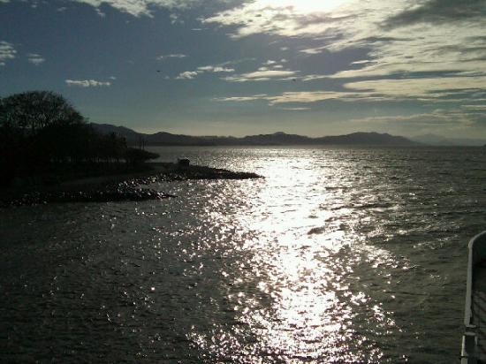 Ferry ride to Montezuma