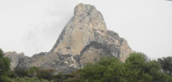 The Peña of Bernal: Peñon de Bernal, Qro.