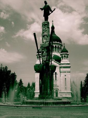 Cluj-Napoca, Romania: postcard style