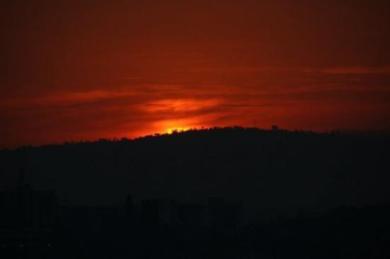 Kigali, Rwanda: The power of Father SUN!!!