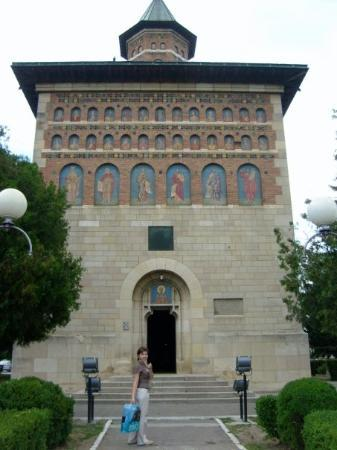 Iasi, Romania: St. Nicholas Royal Church