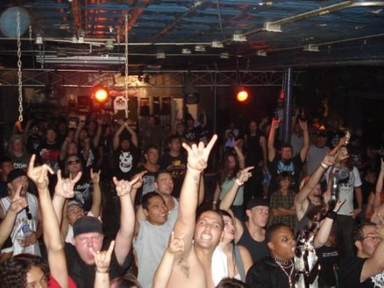 Fans of Amarillo, Texas