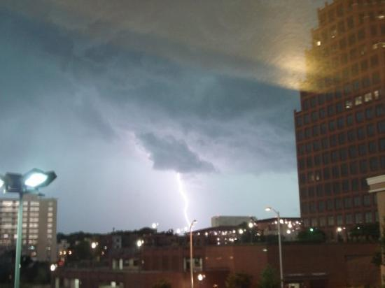 I got a lightning bolt pic in Kansas City, MO