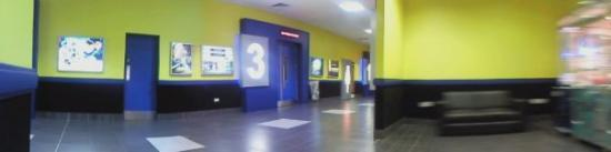 The movie theather in Thurles