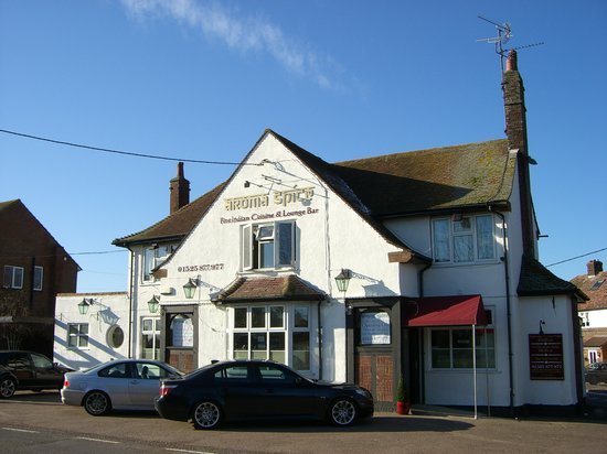 Front of Pub Restaurant