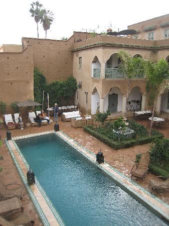 piscine de charme