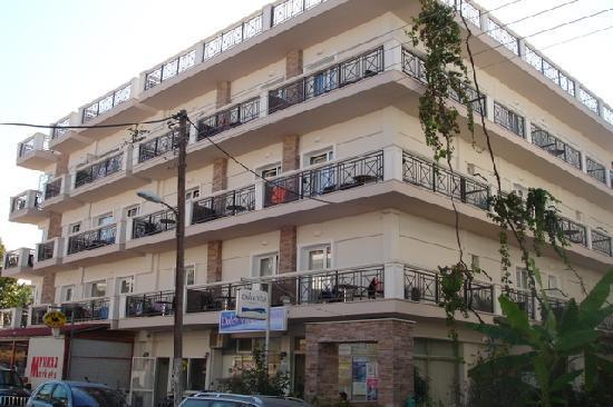 Paralia Katerinis, Yunani: hotel