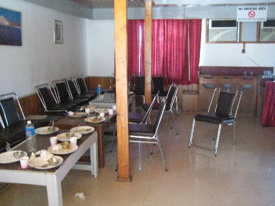 Vardaan resort-So called muti-cuisine restaurant