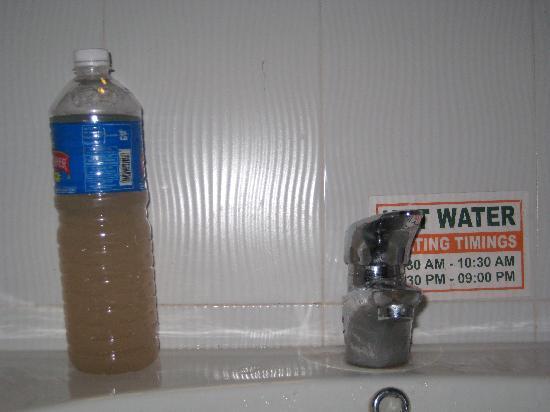 Vardaan Resorts-Muddy water