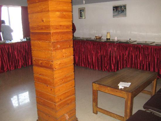 Vardaan Resort - Another glimpse of multi cusine restaurant