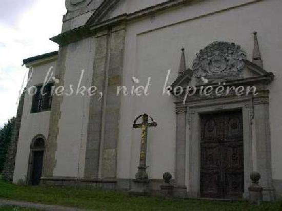 where pelgrims prayed