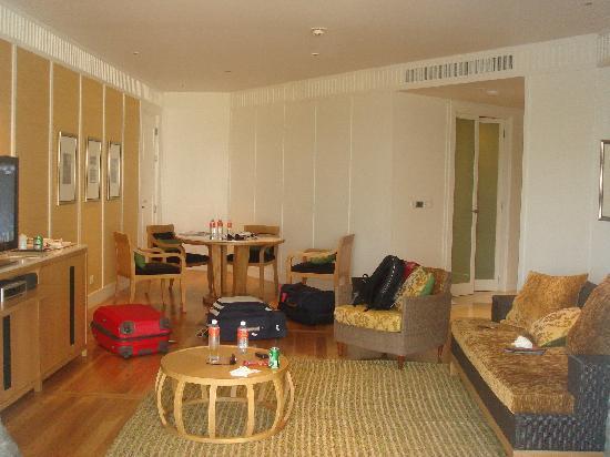 InterContinental Hua Hin Resort: Living Room