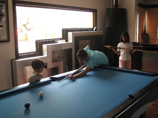 Radisson Shimla-Billiards
