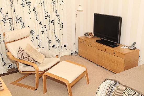 Living accomodation Garden Studio