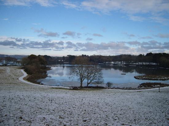 winter, Inish Beg