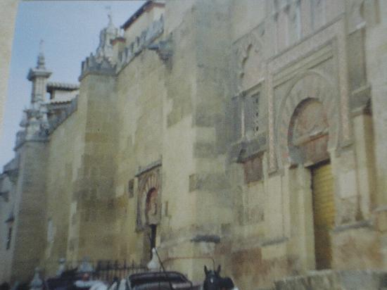 Cordoba, Spain: La mosque devenue eglise