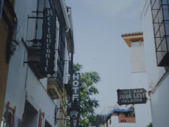 Cordoba, Spain: Quartier de Maimonide