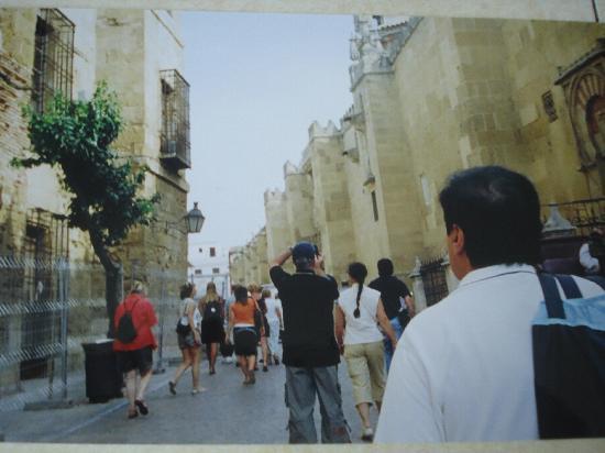 Cordoba, Spain: Ruelle Cordou
