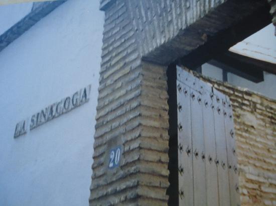Cordoba, Spain: La sinagoga de Maimonides