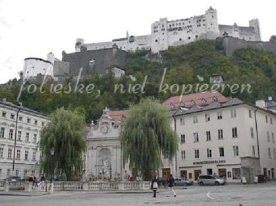 view Kapittelschwemme and Festung