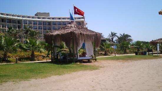 Lyra Resort & Spa: The beach
