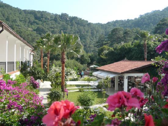 Sultan Palas Hotel, Dalyan - Gardens