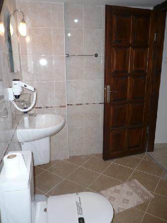 Sultan Palas Hotel, Dalyan - Bathroom