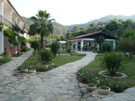 술탄 팔라스 호텔 사진