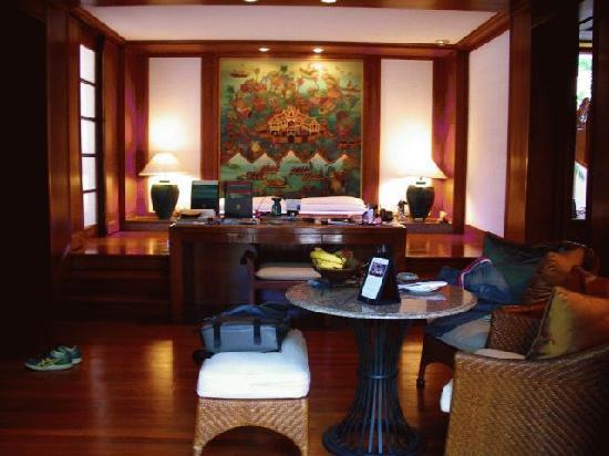 Banyan Tree Phuket: Inside the room