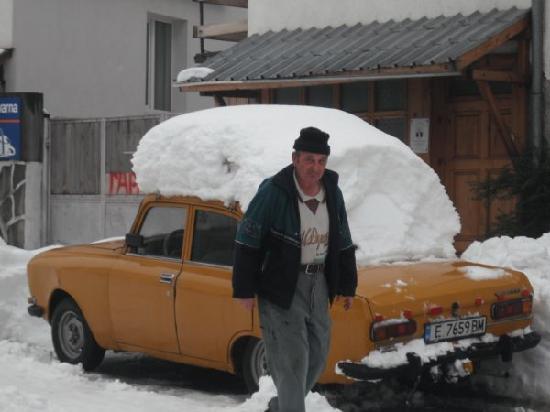 Stacks of Snow
