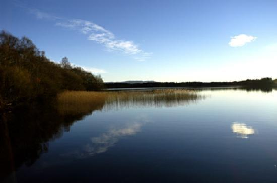 The Lake of Menteith