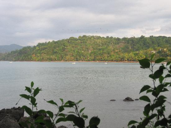 Osa Peninsula, Kosta Rika: view of drake bay