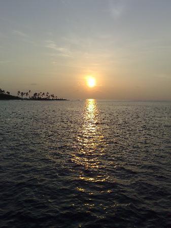 Holiday Inn Resort Kandooma Maldives: Sunset cruise