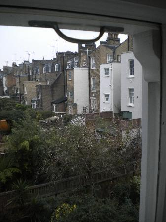 The Nadler Kensington: view from our room