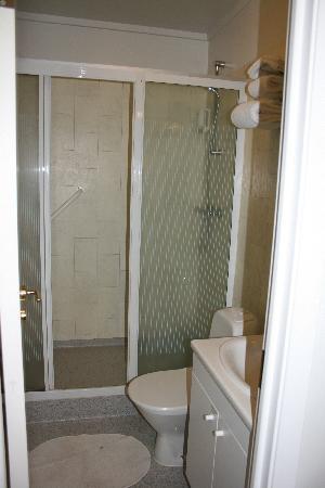 Bathroom in apartment 62