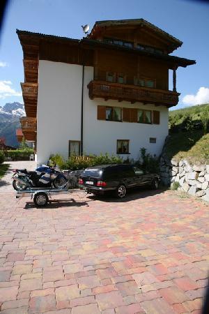 Nauders, Austria: Das Haus