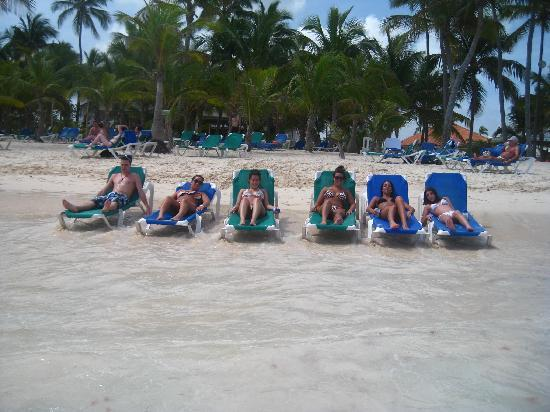 Hotel Riu Palace Punta Cana: The young ones